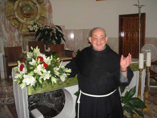 Padre Angelo Sparacino