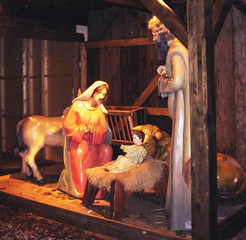 Presepe viennese, GinFoto