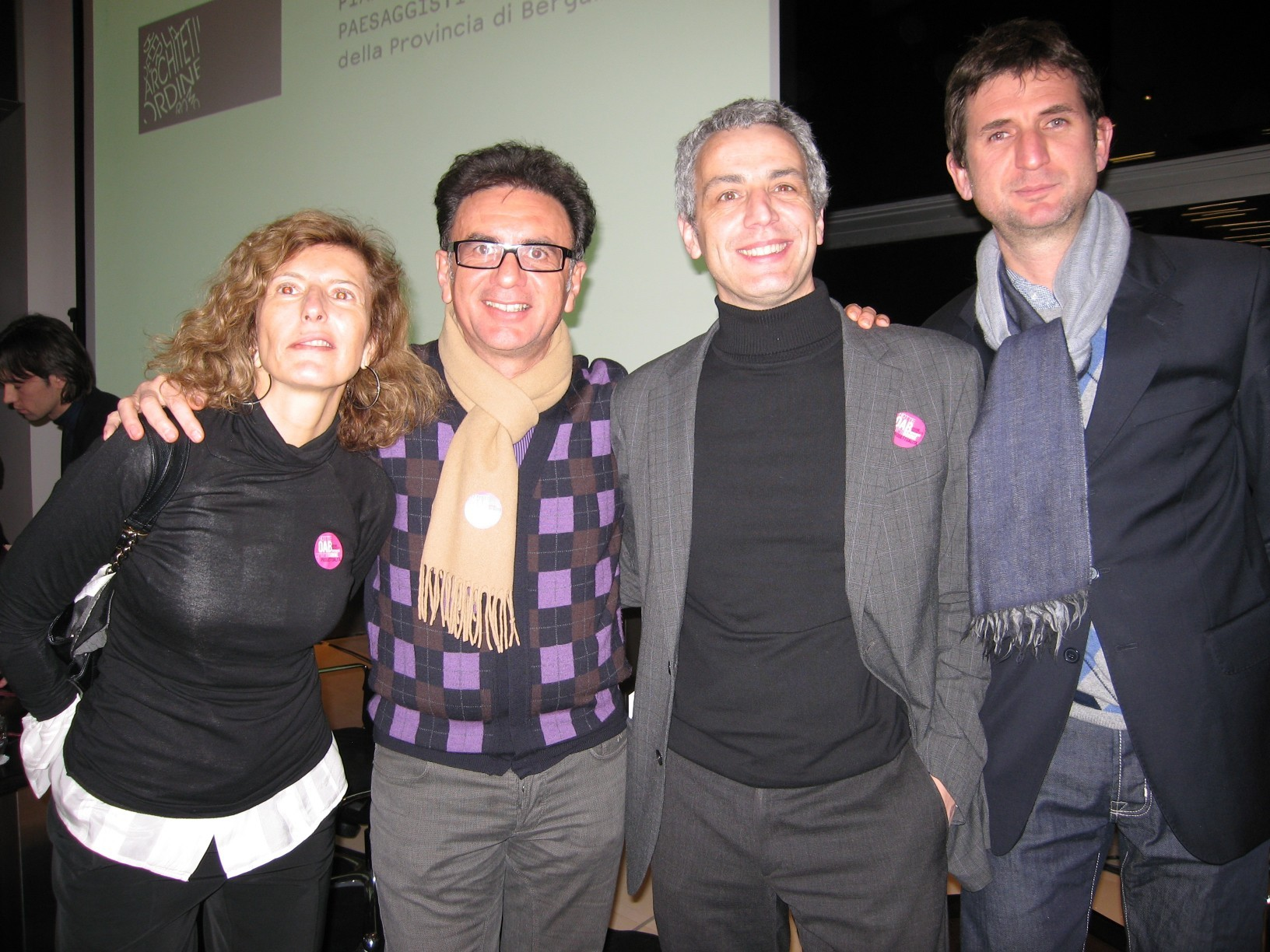 Architetti A Bergamo corriere del sud - architetti, delegazione iblea a bergamo